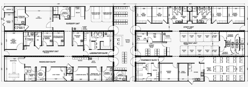 Create 3d House Floor Plan From Pictures further Imaging Center Floor Plans furthermore Floor Plans For Medical Clinic together with Treatment Room Massage The Floor Plan in addition 50bed hospital. on outpatient clinic floor plan